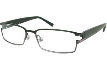 Kenneth Cole New York KC0713 Eyeglass Frames - Matte Black Frame Color