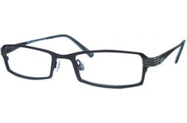 Kenneth Cole New York KC0719 Eyeglass Frames - Matte Black Frame Color