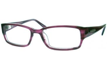 Kenneth Cole New York KC0720 Eyeglass Frames - Shiny Bordeaux Frame Color