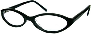 Kenneth Cole New York KC0723 Eyeglass Frames - Shiny Black Frame Color