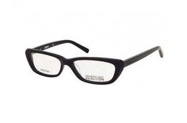 Kenneth Cole Reaction KC0724 Eyeglass Frames - Shiny Black Frame Color