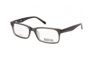 Kenneth Cole Reaction KC0729 Eyeglass Frames - Grey Frame Color