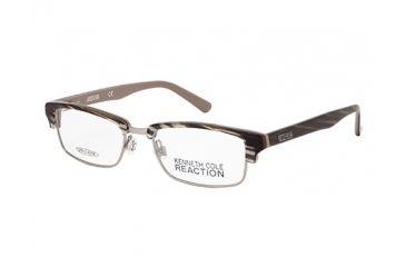 Kenneth Cole New York KC0741 Eyeglass Frames - Dark Brown Frame Color