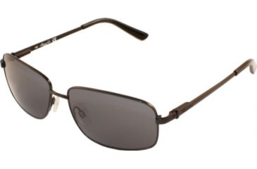 Kenneth Cole New York KC6091 Sunglasses - Matte Black Frame Color