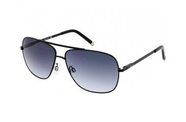 Kenneth Cole New York KC7044 Sunglasses - Matte Black Frame Color