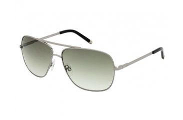 Kenneth Cole New York KC7044 Sunglasses - Shiny Light Nickeltin Frame Color