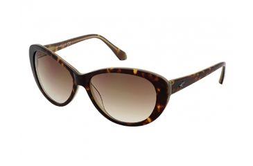 Kenneth Cole New York KC7055 Sunglasses - Havana Frame Color