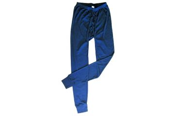 Kenyon Polypro Rib Thermal Underwear, Navy, Medium 431406