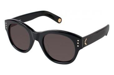 8f4c0ff917 Kenzo 3166 Sunglasses - Frame BLACK