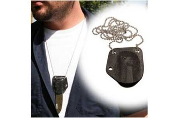 Kershaw Knives Kydex Neck Sheath on Chain for Kershaw Chive RAM1600