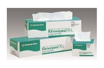 Kimberly Clark KIMTECH SCIENCE Kimwipes EX-L Delicate Task Wipers, Kimberly-Clark Professional 34256