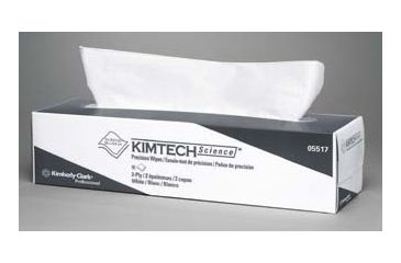 Kimberly Clark KIMTECH SCIENCE Precision Wipes Tissue Wipers, Kimberly-Clark Professional 05514-10