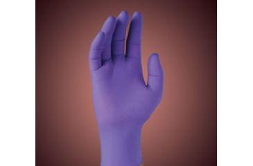 Kimberly Clark PURPLE NITRILE - Sterile Singles, Purple, Large 52103