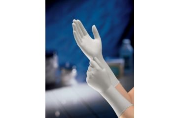 Kimberly Clark STERLING NITRILE GLOVES, Sterling, Medium 53139