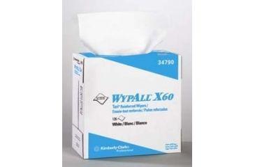 Kimberly Clark WypAll X60 Wipers, Kimberly-Clark Professional 34865-50