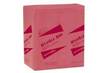 Kimberly Clark WypAll X80 Towels, Kimberly-Clark Professional 41026-60 White
