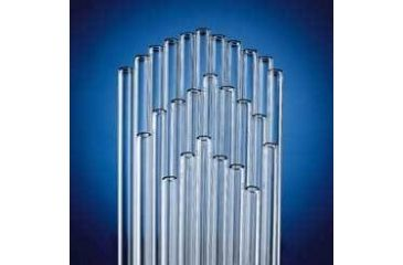 Kimble/Kontes KIMAX Glass Tubing, Standard Wall, Kimble Chase 80200 90 Cut Ends