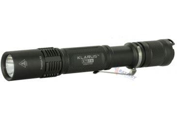 Klarus XT2C LED Flashlight with CREE XM-L T6 LED 470 Lumens - Dark Grey Finish - Uses 2 x CR123A Batteries or 1 x 18650 or 2 x 16340 KLARUS-XT2C