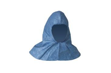 Kleenguard A60  Bloodborne Pathogen & Chemical Splash Protection Hood, Blue, Universal 45343