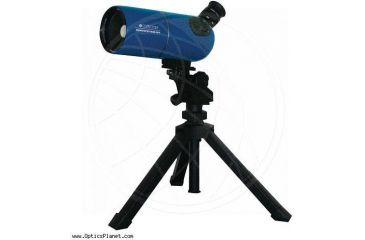 Konus Konuspot-90 2.6'' 65mm Maksutov-Cassegrain Spotting Scope 7118 30-90x Zoom, Tripod, Case