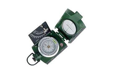 Konus Konustar Professional Metal Geology Compass, Green 4075