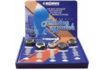 Konus Marine Kit Watch Set 4997