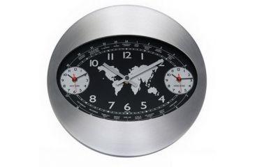 Konus Movale Wall Clock With Oval Shape