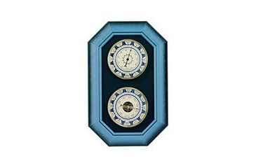 Konus Double Wall Meteo Station Barometer and Thermometer - Blue 6377