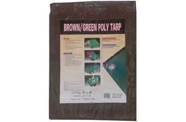 Kotap Reversible Brn/grn Tarp 6x8 TBG-0608