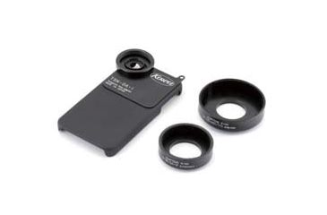 Kowa Photo Adapter for iPhone 4 / iPhone 4S, Black TSN-IP4S