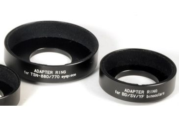 Kowa TSN-IP4S Photo Adapter for iPhone - included adapter rings