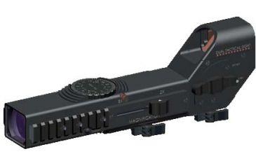 Kruger Optical DTS 1-8 x 40mm Dual Tactical Sight Riflescope 63318