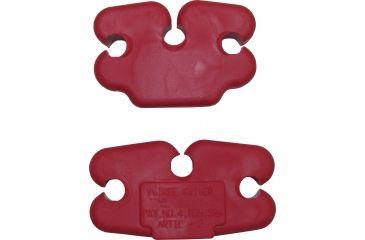 Kwikee Kwiver 3 Arrow STD Holder Red, 3 Arrow KAH3R