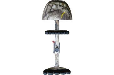 Kwikee Kwiver Combo Mossy Oak Treestand, 4 Arrow K4TMO