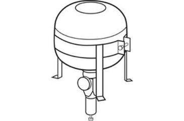 Labconco Snuffer Fire Extinguishers, Labconco 1115003