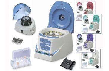 Labnet Spectrafuge 24D Microcentrifuge Starter Pack