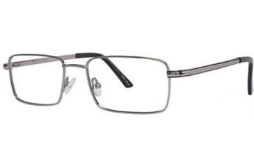 LAmy C By L'Amy 103 Eyeglass Frames - Frame Light Gunmetal, Size 54/18mm CYCBL10303
