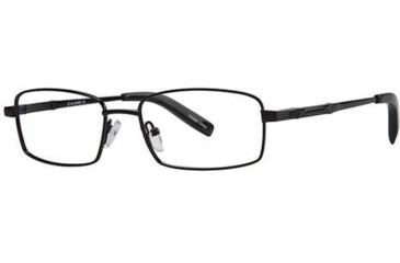 LAmy C by L'Amy 603 Progressive Prescription Eyeglasses - Frame Black, Size 53/17mm CYCBL60303