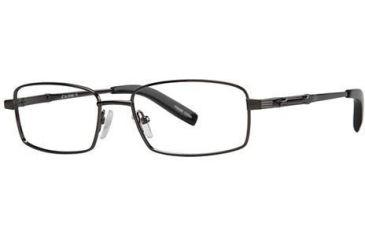 LAmy C by L'Amy 603 Bifocal Prescription Eyeglasses - Frame Gunmetal, Size 53/17mm CYCBL60301