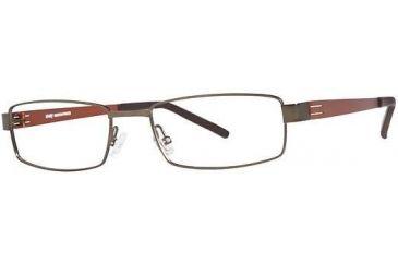 LAmy Dasko 1015 Eyeglass Frames - Frame Brown/Sienna, Size 55/18mm LYDASKO101505