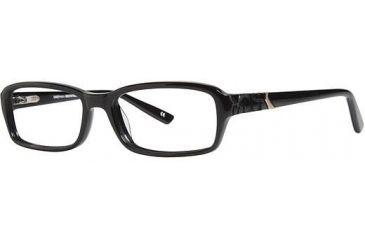 LAmy Emma Progressive Prescription Eyeglasses - Frame Black, Size 53/16mm LYEMMA04