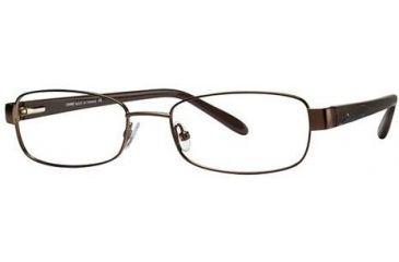 LAmy L'ACCENT 422 Bifocal Prescription Eyeglasses - Frame BROWN, Size 51/17mm LYACCENT42201