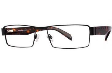 LAmy Panama 1013 Single Vision Prescription Eyeglasses - Frame Black LYPANAMA101304