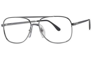 LAmy Westport Bifocal Prescription Eyeglasses - Frame Gunmetal, Size 57/15mm LYWST0F264597