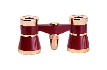 LaScala OTHELLO Opera Glasses - LSO-03 Burgundy