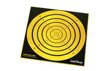 Laser Devices Accur Aim Laser Target