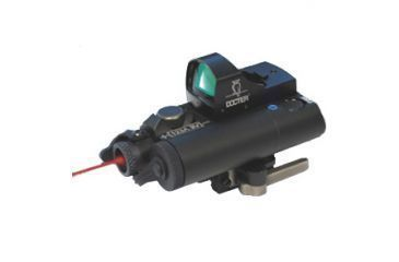 Laser Devices ITAL-A Tactical Aiming System with Visible Red Pointer