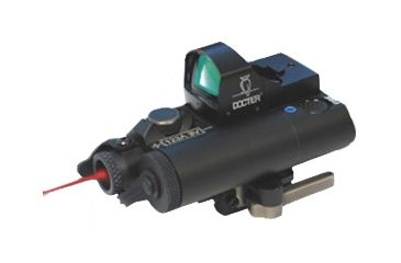 Laser Devices OTAL-A Aiming Device with Visible Red Pointer