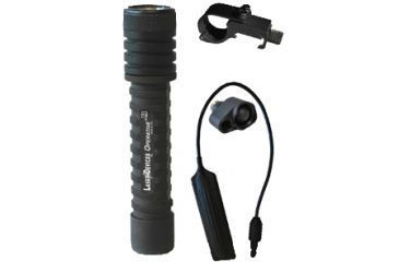 Laser Devices OV 2 Flashlight w/ Dual Tailcap, Pressure Pad Switch and Mount