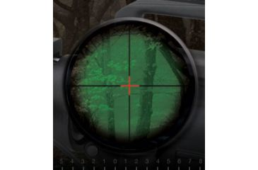 Laser Genetics Laser Designator Target Illumination Reticle